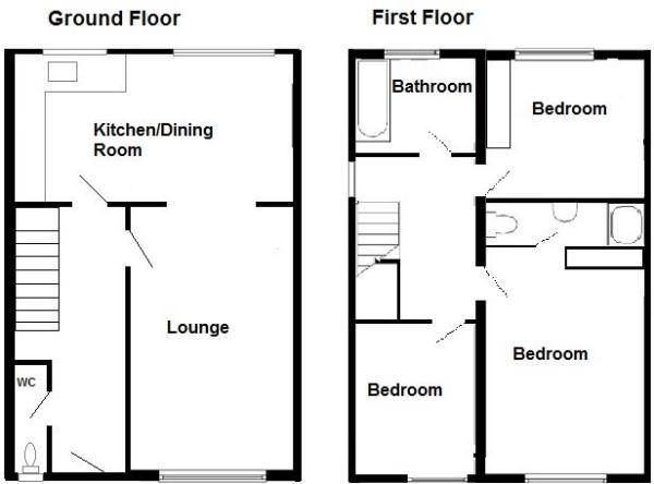 Floor Plan - 11 Broa
