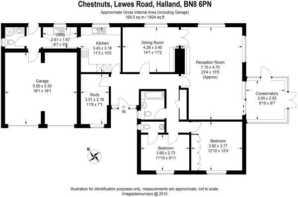 Chestnuts Floor Plan