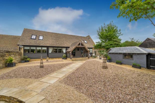 Sandford St Martin Property For Sale