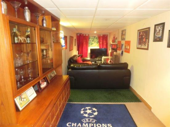 Man Cave/Play Room