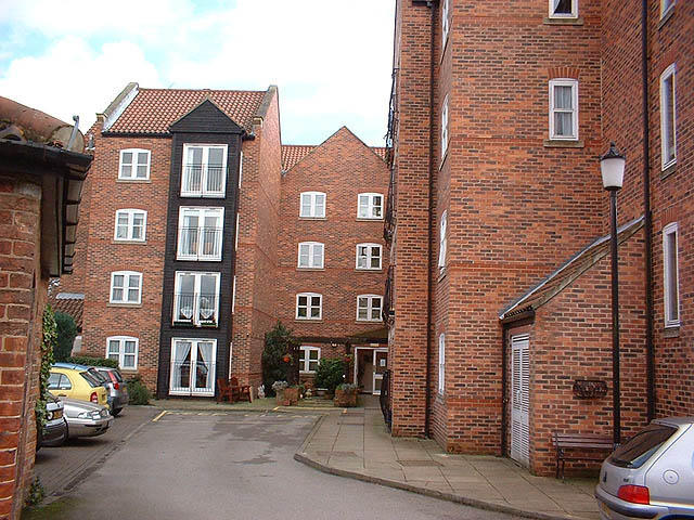 All Saints Court