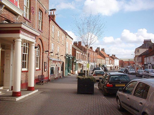 Market Weighton