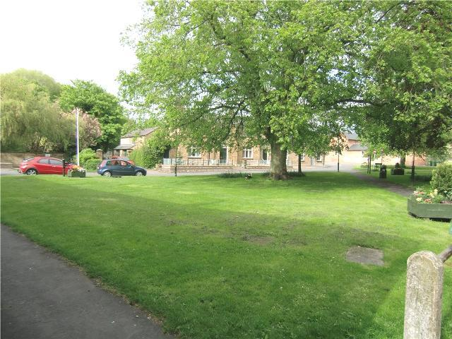 Park near development