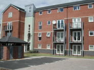 2 bed new Apartment to rent in Barleycorn Drive...