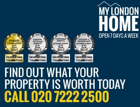Get brand editions for MyLondonHome, Sales and Lettings