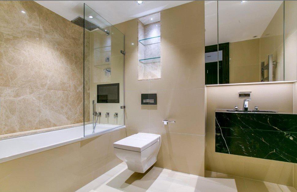 375 Kensington High Street,Bathroom