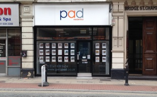 Pad Residential, Manchesterbranch details