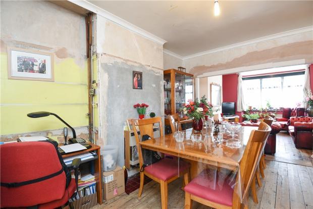 Dining/ Reception room