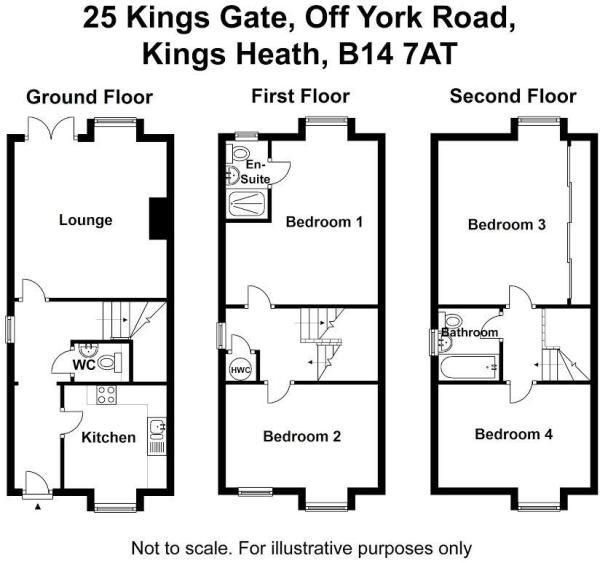 25 Kings Gate - floo
