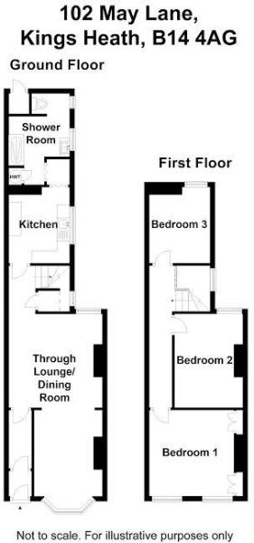 102 May Lane - floor