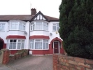 Terraced property for sale in Alberta Road, Enfield
