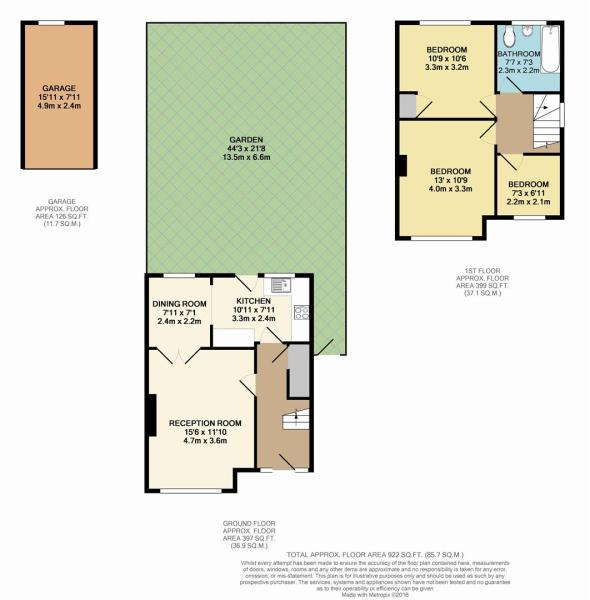 Floor Plan - 31 Land