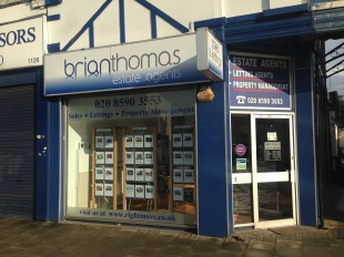 Brian Thomas Estate Agents, Chadwell Heathbranch details