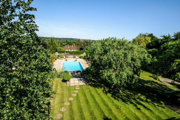 8 Bedroom Detached House For Sale In Astons Road Moor Park Northwood Middlesex Ha6 2lb Ha6