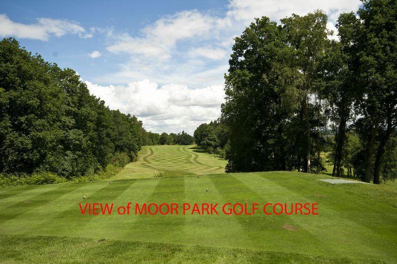 VIEW OF MOOR PARK