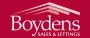 Boydens, Colchester logo