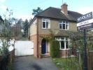 semi detached home for sale in Hemdean Road, Caversham...
