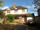 semi detached property in Henley Road, Caversham...