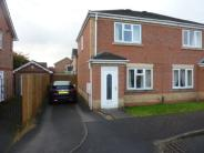 2 bed semi detached home to rent in Roseheath Close...