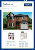 4 bed new home for sale in The Ridgeway, Holywell