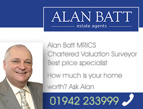 Get brand editions for Alan Batt Estate Agents, Wigan