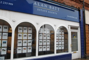 Alan Batt Estate Agents, Wiganbranch details