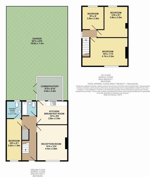 Floor Plan - 5 Dunho