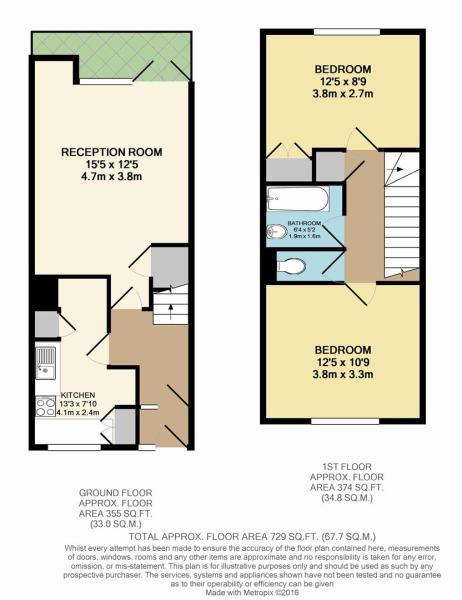 Floor Plan - 18 Joyc