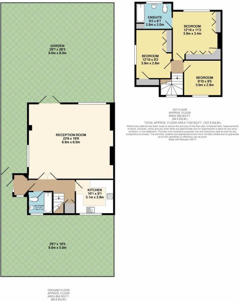 Floor Plan - 101 Cha