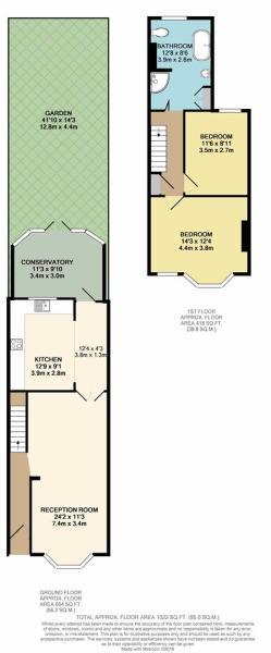 Floor Plan - 68 Ches