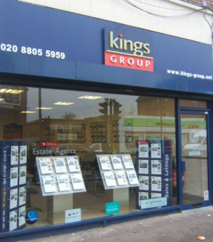 Kings Group, Enfield Highwaybranch details