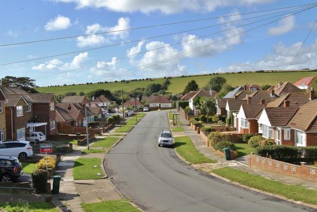View of Kipling Aven