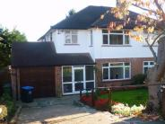 semi detached house in East Hill, WEMBLEY...