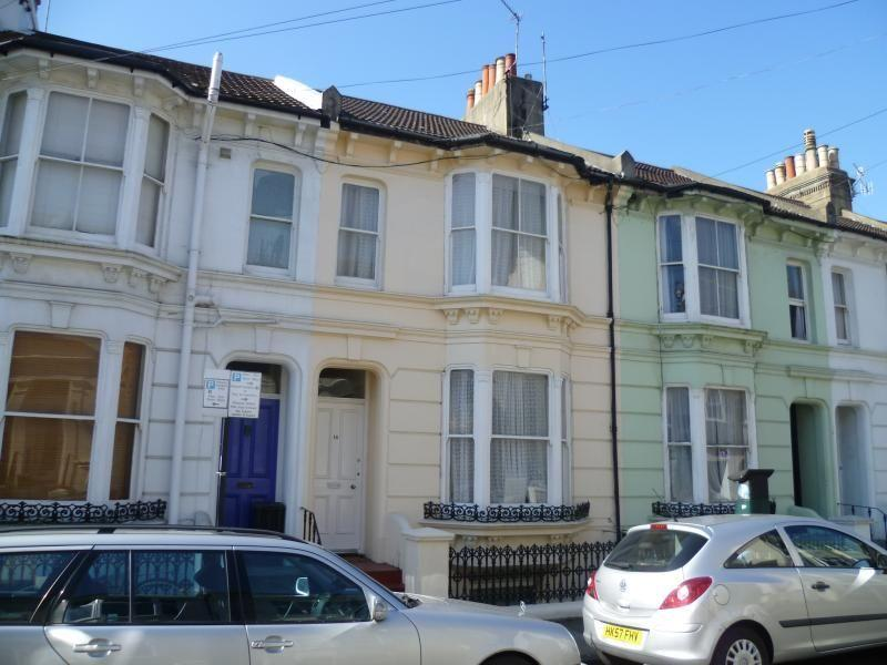 1 Bedroom Flat To Rent In Campbell Road Brighton Bn1 Bn1