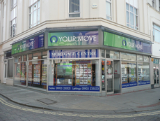 YOUR MOVE Lettings, Worthingbranch details