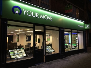 YOUR MOVE Lettings, Hampton Hillbranch details