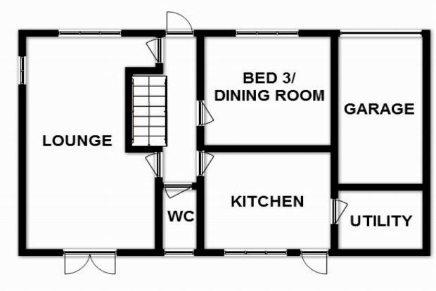 Floor : Floor Plan 1