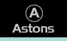 Astons, Crawley logo