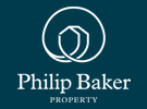 Philip Baker Property, Reading logo