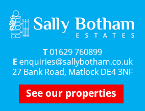 Get brand editions for Sally Botham Estates, Matlock