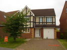 Detached property in Dowding Way, Leavesden...