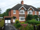 3 bedroom semi detached house to rent in Manor Road, Wantage