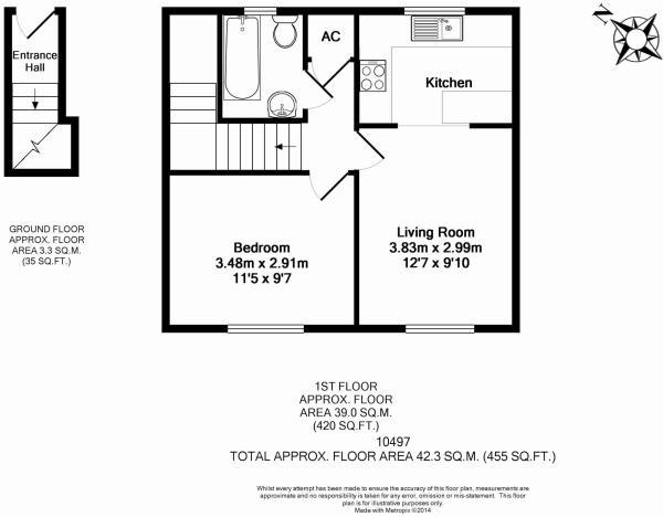 10497 Floor Plan