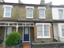 Kemerton Road Terraced house to rent