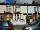Terraced house in Macclesfield Road...