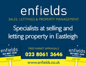 Get brand editions for Enfields, Eastleigh