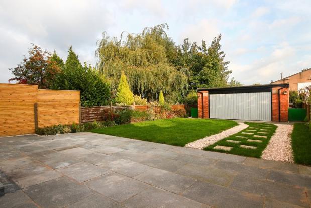 Back Garden Angle...