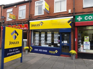 Joules Estate Agency, Heaton Merseybranch details