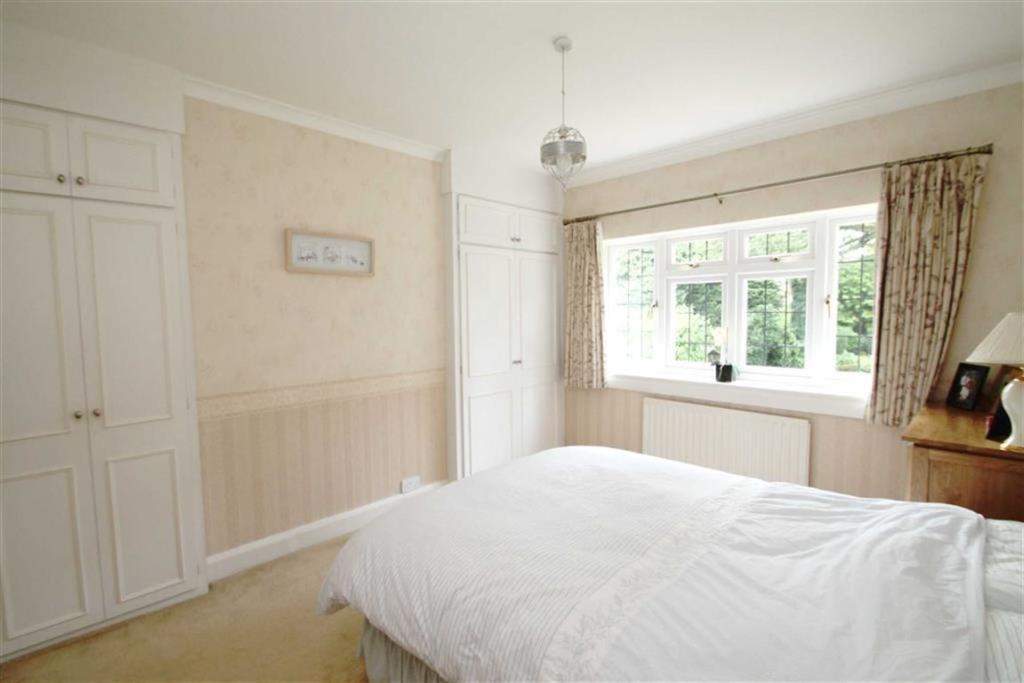Bedroom Four (rear)