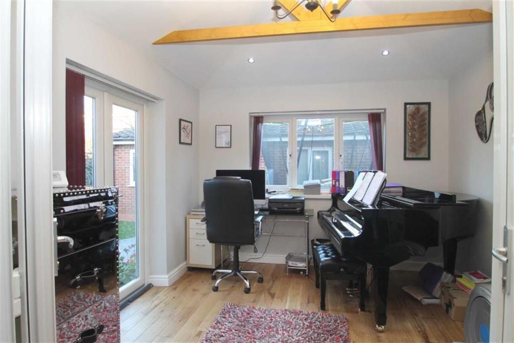 Extended Music Room